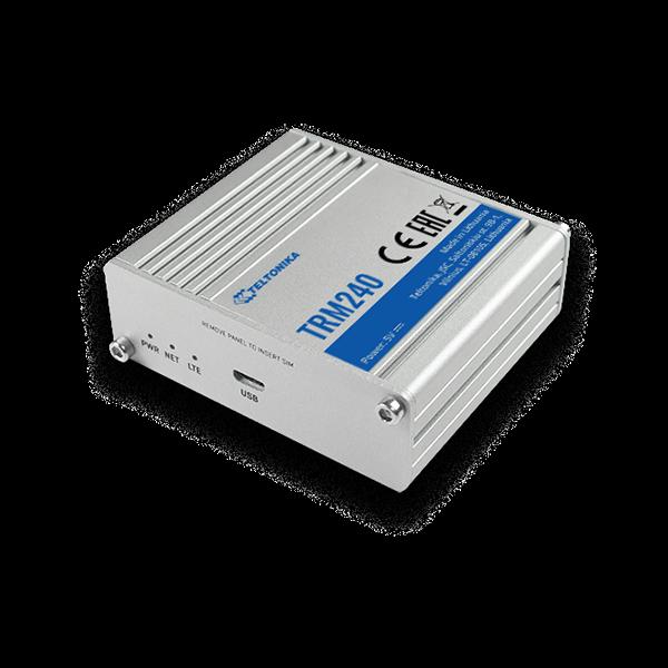 Przemysłowy modem komórkowy TRM240 od Teltonika